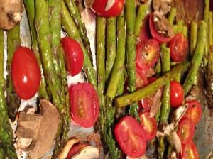 asparagus after